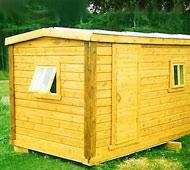 Блок-модуль баня